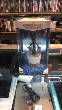 Guardian of the Galaxy little groot collectible