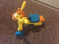Toddler's yellow and blue trike Ashburn, 20148