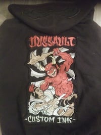 200 obo excellent limited edition hoodie by dussault mens. Small Richmond