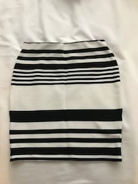 New black and white skirt Surrey, V3R 0W2