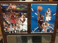 Miami Heat Championship Plaque and assorted basketball cards Saint Johns, 32259
