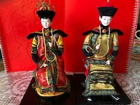 Chinese Dolls King & Queen Mississauga