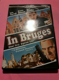 In Bruges DVD Movie!