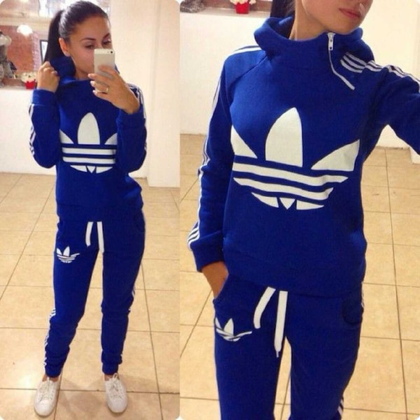 Used Adidas Jogging Suit for sale in Addison - letgo e6f41a418db2