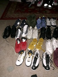 Toddlers  shoes in good condition   $25 to $50 a shoe. $350 for all  Randallstown, 21133