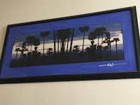 Venice pic in frame Los Angeles, 90025