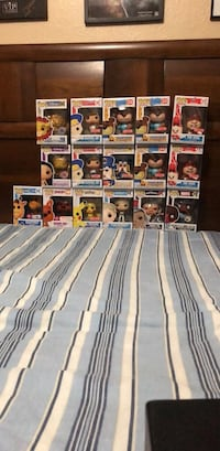 funko pop lot ad icons disney animation marvel power rangers ellen McAllen, 78503