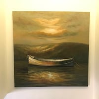 Canvas 5ft by 5 ft  Palm Beach Gardens, 33410
