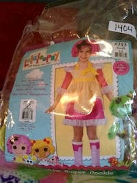 Lalaloopsy costume in pack  North Canton, 44720