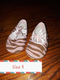 Baby girl shoes~ prices vary
