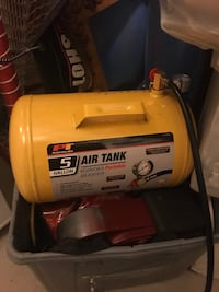 5 Gallon Air Tank Brampton, L6Y 0L4