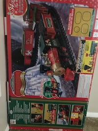 New Toy train- north pole express Christmas train set Monroeville, 15146