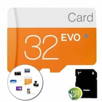 MICRO SD CARD 32 GIG CLASSE 10 ULTRA 514$655$4028/sms Dorval