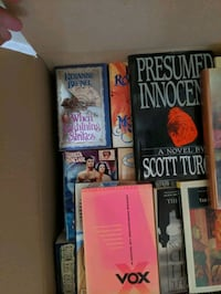 Free Books by the box
