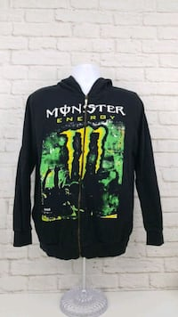 Monster Energy Hoodie Youth Size XL