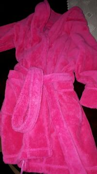 La Senza girls plush robe sz 7/8 Vaughan, L4L
