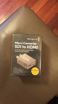 SDI to HDMI Converter