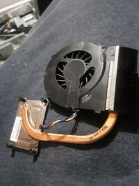 Fan and CPU cooler