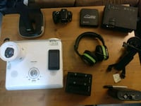 Bunch of electronics for sale or trade.  Surrey, V3S 3M9