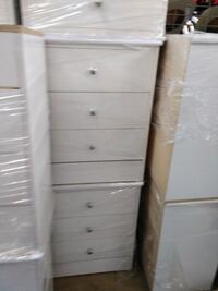 Beautiful white nightstands  La Mirada