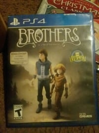 PS4 Game Brothers Clovis, 88101