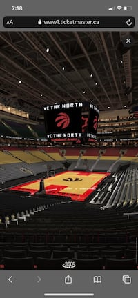 Raptors vs Houston Dec 5