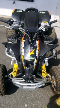 Can-am 450 DS EFI YEAR 2008