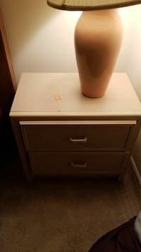 Small paintable night stand