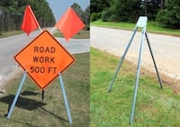 Traffic Control Sign Stand Riverview, 33578
