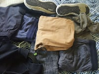 pants and shoes, all size M everything by $70  Cookeville, 38506