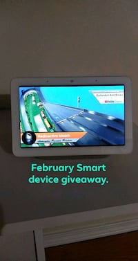 February Smart Device giveaway