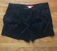 women's black shorts Alexandria, 22306