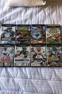 Selling Gamecube Games MSG FOR OFFERS