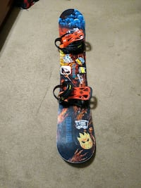 Lib tech yes 159 snowboard. 32 prion size 10 boots
