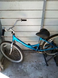 blue and black BMX bike Homosassa, 34446