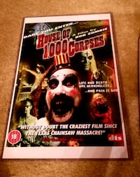 New House of 1000 Corpses 11x17 Poster  Bunker Hill, 25413