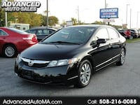 2009 Honda Civic EX Sedan 5-Speed AT North Attleboro, 02760