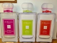 3 Display Signs Jo Malone  Toronto, M6B 1B2