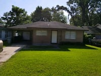 HOUSE For Rent 3BR 1BA Beaumont, 77703