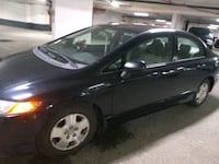 2006 Honda Civic EX 5AT w/navi Toronto