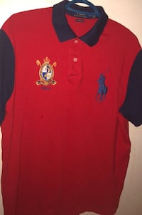 Red Ralph Lauren Polo Shirt  Ottawa, K1H 8G1
