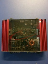 rd and clear VR3 amplifier
