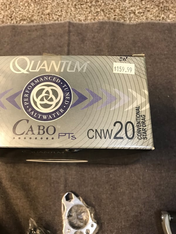Quantum Cabo saltwater series CNW20PTS  5