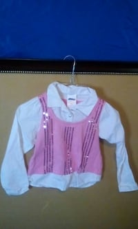 Girls 1pc top $3.00 New