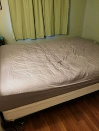Queen size sleep number bed Ottawa, K0A 2W0