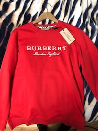 Burberry embroidered sweatshirt Maple Ridge, V2X 9V3