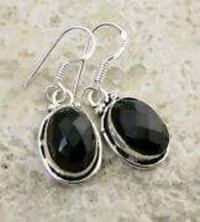 deep golden quartz EARRINGS 925 sterling silver,  Colorado Springs, 80904