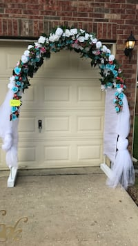 Wedding Arch Tomball, 77375