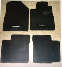 2005-2008 Floor Mats for Nissan Maxima Burlington, L7L 2C9