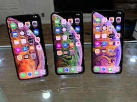 iPhone XS Max for AT&T and Cricket